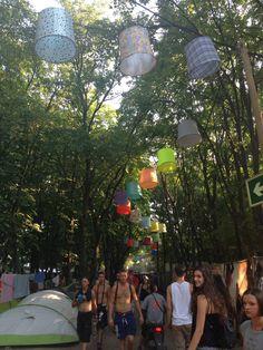 Sziget Festival, Budapest