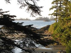 The oceanfront near the Wickaninnish Inn is a great spot for a summer's walk.