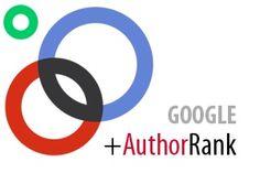 Google #AuthorRank