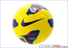 Nike Maxim EPL Soccer Ball - Hi-Vis - Yellow with Purple...$134.99