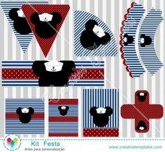 Kit festa Mickey Cruise mod:796