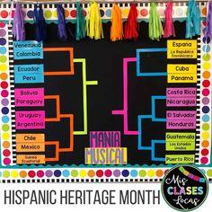 Hispanic History Month, Hispanic Culture, Hispanic Heritage Month, Spanish Teacher, Spanish Class, Learning Spanish, Learn Spanish Online, How To Speak Spanish, Bolivia
