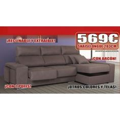 Shaiselongue modelo Ford