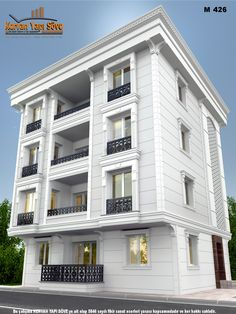 Classic House Exterior, Classic House Design, Modern House Design, Residential Building Design, Residential Architecture, Architecture Design, Bungalow House Design, House Front Design, Facade Design