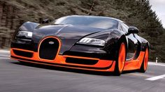 hi-tech-show: Bugatti Veyron Super Sport: $2.4 million