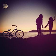 Bike Ride❤  Everywhere we can.