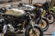 Ducati customs - WoW