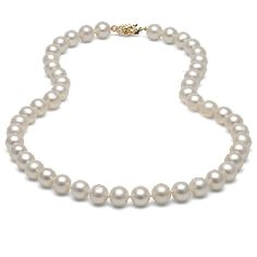 How to Choose a Good Pearl Necklace #stepbystep