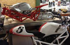 Ducati Bikes, Custom Bikes in Sydney Ducati St4, Ducati Cafe Racer, Cafe Racers, Custom Motorcycles, Custom Bikes, Cars And Motorcycles, Bad Boy Style, Ducati Monster, Bike Life