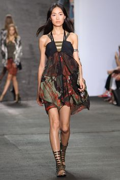 Edun RTW Spring 2013 - Runway, Fashion Week, Reviews and Slideshows - WWD.com