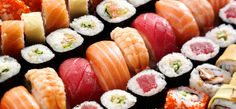 Learn about the different types of sushi and tips for ordering and enjoying sushi and sashimi -- from what items to first try to sushi etiquette.