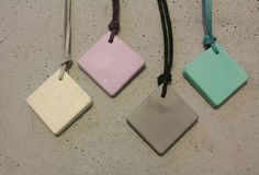 Color square pendant Concrete, Pendant, Bags, Color, Handbags, Hang Tags, Colour, Pendants, Bag