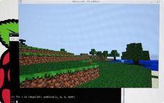 Mojang prepara Minecraft para o Raspberry Pi