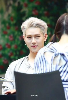 Jooheon /// Monsta X /// He's soo sweet (♡●♡) xx Hyungwon, Monsta X Jooheon, Yoo Kihyun, Shownu, Minhyuk, Extended Play, Daegu, K Pop, Michael Jackson