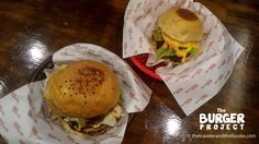 Make your own burger at The Burger Project