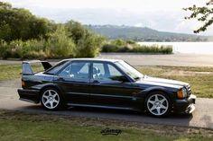 Mercedes-Benz W201 Cosworth  Evo 2