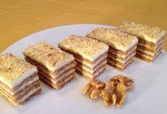 Dezerty Archives - Page 3 of 46 - Báječná vareška No Salt Recipes, Sweet Recipes, Cake Recipes, Cooking Recipes, Czech Desserts, Sweet Desserts, Sugar Free Diet, Czech Recipes, Gluten Free Sweets