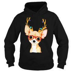 XMAS Funny #Chihuahua with Antlers Christmas T Shirt Xmas Tee,  Order HERE ==> https://www.sunfrogshirts.com/LifeStyle/145878535-1194068553.html?58114,  Please tag & share with your friends who would love it,  #chihuahua tattoo, chihuahua quotes, chihuahua mexico  #scotties #instafollowers #photo  chihuahua diy, chihuahua dogs, long haired chihuahua #chemistry #rottweiler #family #posters #kids #parenting #men #outdoors #photography #products #quotes