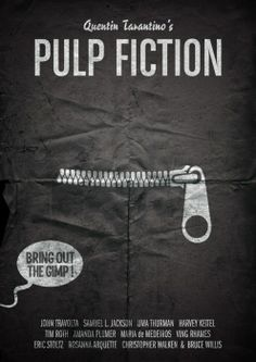 Pulp Fiction by VIKING Designers