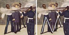EPPH   Manet's Execution of Emperor Maximillian (1867-8)