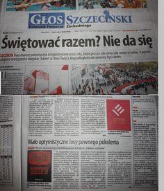 Głos Szczeciński 12.11.2013 - spokolenie czyli gniew