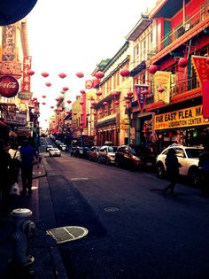 Chinatown - Top 10 attractions to visit in San Francisco