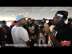 Spit Dat Heat Presents! BeachBoy vs Cephdeezy Hosted By Miltown Bloe ,Arsonal  B MAGIC