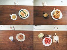 『パンといっぴき』© by Natsuko Kuwabara