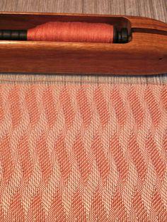 Sandra's Loom Blog: Towel #17, and a Postscript