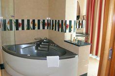 Persönlicher Whirlpool mit Thermalwasser im Hotel Livada Prestige in Moravske Toplice