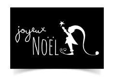 adhésifs-Noël-N&B12 Christmas In Paris, Christmas Words, Merry Christmas To You, Noel Christmas, Christmas Quotes, A Christmas Story, Christmas Window Decorations, Illustration Noel, Christmas Printables