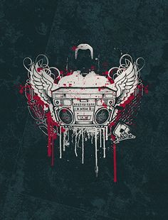 Deadned - Website: Urban Arts // Artista: Guto Reiiz