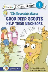 The Berenstain Bears Good Deed Scouts Help Their Neighbors (I Can Read! / Good Deed Scouts / Living Lights) by Jan Berenstain. $8.99. Author: Jan Berenstain. 96 pages. Publisher: Zonderkidz; Reprint edition (March 19, 2013)