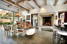Emerald Bay - traditional - dining room - orange county - Prestige Builders