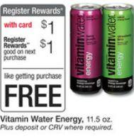Walgreens: Vitamin Water Energy GRATIS! Comenzando el 6/15  http://www.cuponesparanosotras.com/2014/06/walgreens-vitamin-water-energy-gratis.html