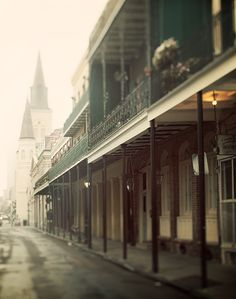 french quarter, new orleans, louisiana | cities in the united states + travel destinations #wanderlust