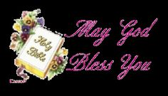 God bless you on your birthday gif - Bing images God Bless You Quotes, Todays Devotion, Blessed Friday, Prayer For You, Bible Scriptures, Bible Quotes, Glitter Graphics, It's Your Birthday, Birthday Gifs