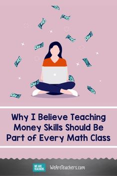 Why I Believe Teaching Money Skills Should Be Part of Every Math Class. I believe teaching money skills should be part of every math class. Here's how I use Vault from EVERFI to introduce financial literacy. Sixth Grade Math, Second Grade Math, Teaching Money, Teaching Math, Literacy Skills, Financial Literacy, Math Class, Math Teacher, Math Concepts