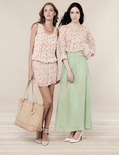 FRACOMINA - Official Website Spring Summer 2015, Trousers, Website, Jeans, Skirts, Vintage, Shoes, Collection, Style