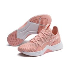 detailed look 17983 34d61 Puma Incite FS Women s Sneakers Women, Size  7.5, Peach Bud-Puma White