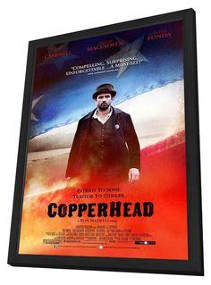 Copperhead 11x17 Framed Movie Poster (2013)