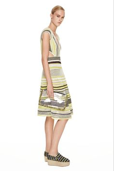 M Missoni Spring 2015 Ready-to-Wear - Collection - Gallery - Look 1 - Style.com
