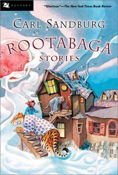 Rootabaga Stories - Carl Sandburg. Potato face blind man!
