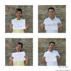 Engagements per il sito wow personalizzato di Stefano ed Elena