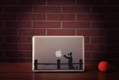 Pippo Sin City || MacBook sticker || our online store: www.etsy.com/it/shop/PasteITsticker || our facebook page: https://www.facebook.com/pasteit.it || #pasteit #sticker #stickers #macbook #apple #blackandwhite #art #drawing #custom #customize #diy #decoration #illustration #design #technology #computer #pc #concept #idea #minimalist #decal #skin #cover #laptop #character #pippo #goofy #sincity #comics #movie #quotes #silhouette #gun #cinema #disney #miller