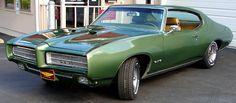 green pontiac gto | 1969 PONTIAC GTO Lot 86 | Barrett-Jackson Auction Company