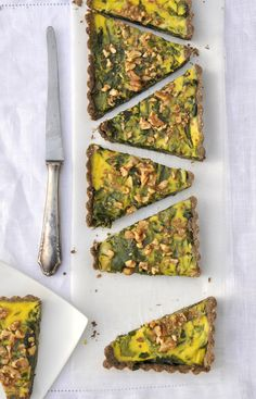 Gluten Free Spinach Goat Cheese Tart #goatvet Use my hints to increase your goat milk production http://www.goatvetoz.com.au