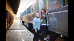 Old Sacramento Photography #couplesphotography #Fallphotos #winterphotosincali #coupleposes #cutecoupleposes