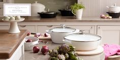 Sophie Conran for Portmeirion - Cookware Collection #cooking