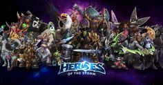 Blizzard tentera tout pour vous faire aimer Heroes of the Storm (Pix-geeks)